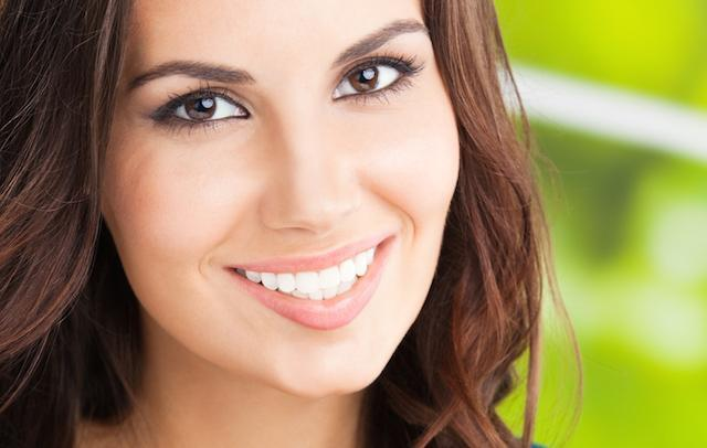 Smiling Woman | Teeth Whitening Glendale